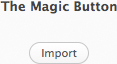 wordpress import button